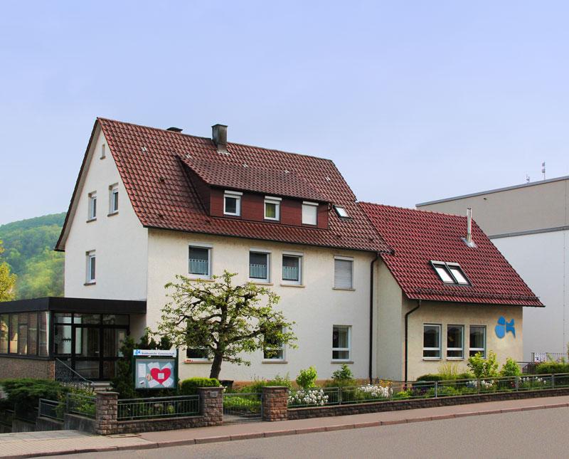 Haus der SV Künzelsau
